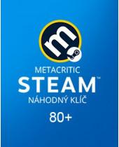Náhodný Steam kľúč Metacritic 80+