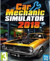 Car Mechanic Simulator 2018 (PC) (digitálny produkt)