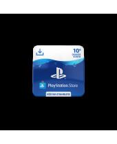 PlayStation Network Karta 10€ pre Slovenský PSN účet (digitálny produkt)