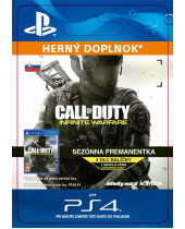 Call of Duty Infinite Warfare - Season Pass (SK PSN) (digitálny produkt)