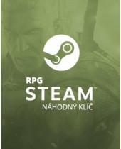 RPG náhodný steam kľúč