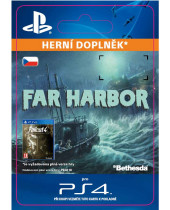 Fallout 4 Far Harbor DLC (CZ PSN) (digitálny produkt)