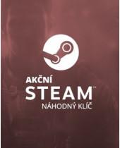 Akčný náhodný steam kľúč