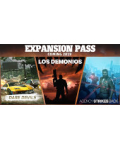 Just Cause 4 - Expansion Pass (CZ PSN) (digitálny produkt)