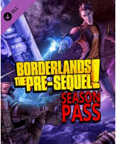 Borderlands The Pre-Sequel - Season Pass (PC) (digitálny produkt)