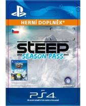 Steep - Season Pass (CZ PSN) (digitálny produkt)