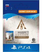 Assassins Creed Odyssey - Season pass (SK PSN) (digitálny produkt)