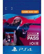 HITMAN2 - Expansion Pass (CZ PSN) (digitálny produkt)
