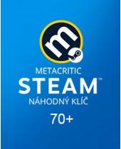 Náhodný Steam kľúč Metacritic 70+