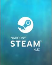 1x Náhodný steam kľúč