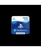 PlayStation Network Card (PSN Karta) 1500 Kč (digitálny produkt)