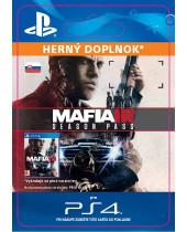 Mafia III - Season Pass (SK PSN) (digitálny produkt)