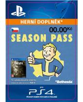 Fallout 4 - Season Pass (CZ PSN) (digitálny produkt)