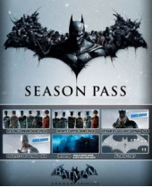 Batman Arkham Origins - Season Pass (PC) (digitálny produkt)