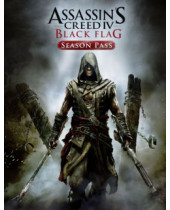 Assassins Creed 4 Black Flag - Season Pass (PC) (digitálny produkt)